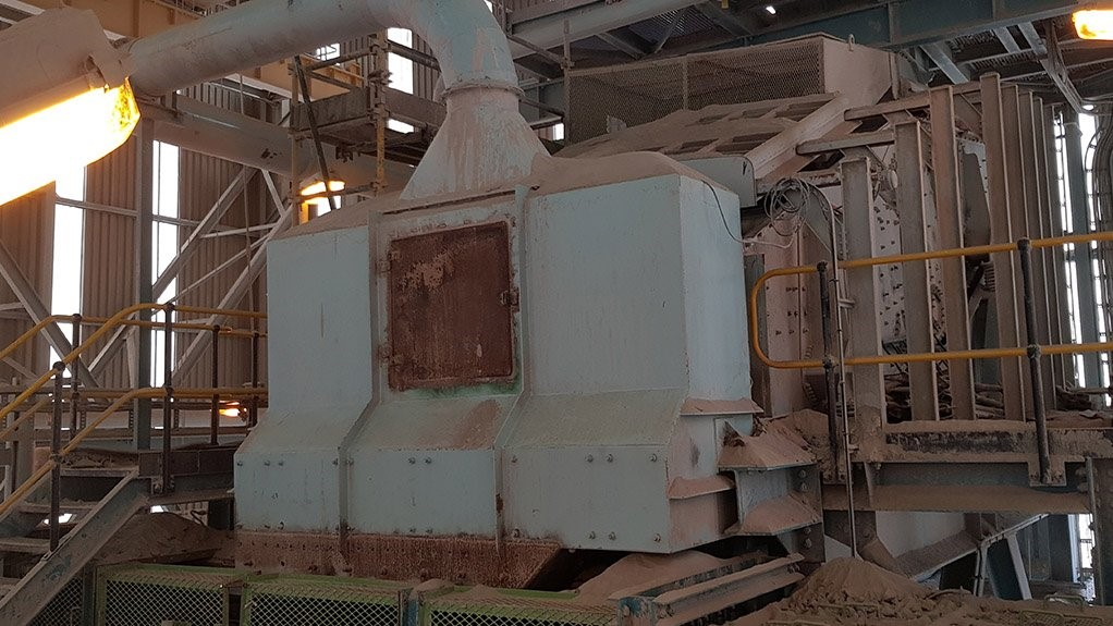 Weba Technology Tests And Reduces Dust Levels For Mines