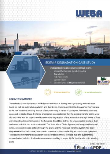 Isdemir-Degradation-Case-Study
